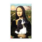 Mona's Tri Cavalier Sticker (Rectangle)