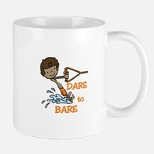 Dare to Bare Mugs