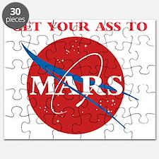 Cute Mars Puzzle