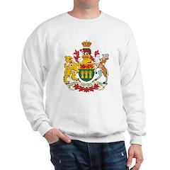 Saskatchevan Coat Of Arms Sweatshirt