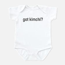 got kimchi? Infant Bodysuit