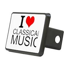 I Love Classical Music Hitch Cover