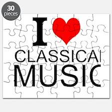 I Love Classical Music Puzzle