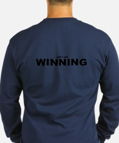 Racing_b Long Sleeve T-Shirt