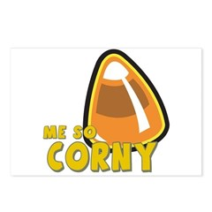 Me So Corny Candy Corn Postcards (Package of 8)