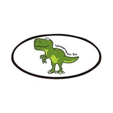 Tyrannesaurus Patches
