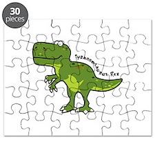 Tyrannesaurus Puzzle