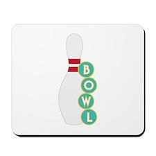 Bowl Mousepad
