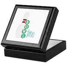 Bowl Time Keepsake Box