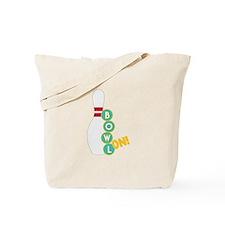 Bowl On Tote Bag