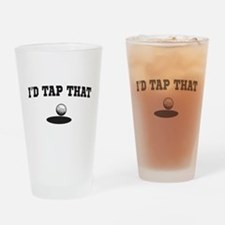 I'd tap that golf Drinking Glass