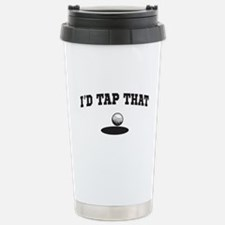 I'd tap that golf Travel Mug