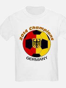 2014 Champions Germany T-Shirt