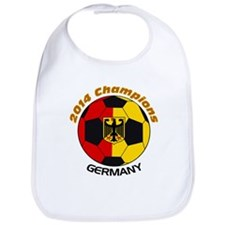 Cute Germany world cup Bib