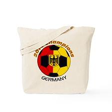 Unique Deutschland soccer Tote Bag