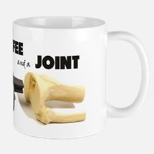 Coffee & A Joint Small Small Mug