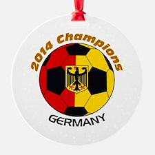 Cute Augsburg Ornament