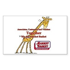 We Are Market Basket Decal