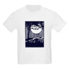 Birds in a Tree by the T-Shirt