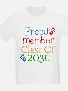 2030 Class Pride T-Shirt