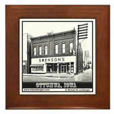 Swenson's Bakery Framed Tile