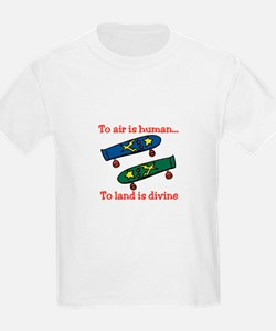 To Air Is Human T-Shirt