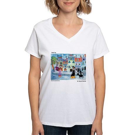 Field_Trip_10X10.jpg T-Shirt