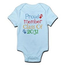 Class of 2031 Infant Bodysuit