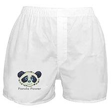 Panda Power Boxer Shorts