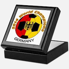 2014 World Champions Germany Keepsake Box