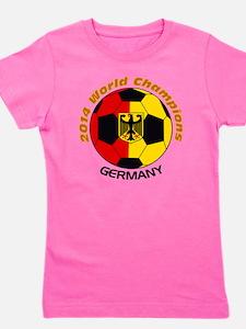 2014 World Champions Germany Girl's Tee