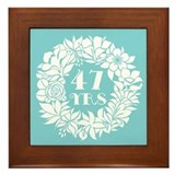 47th Framed Tiles