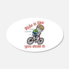 Ride It Wall Decal