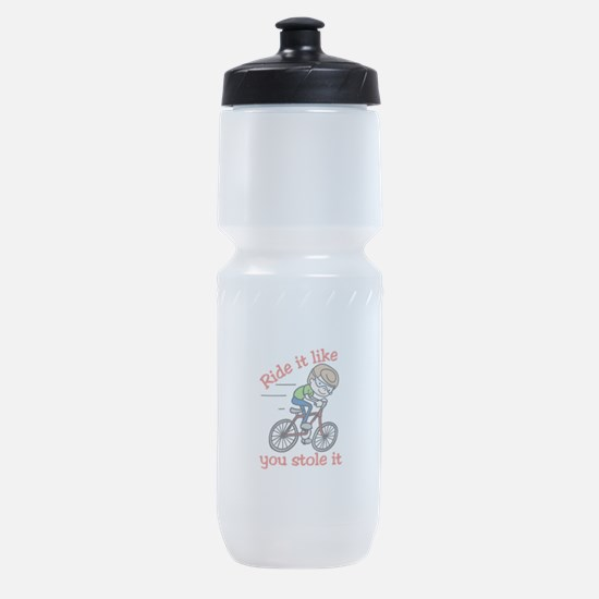 Ride It Sports Bottle