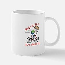 Ride It Mugs