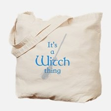 Witch Thing Tote Bag