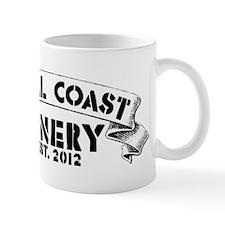 Rebel Coast Winery Banner Mugs