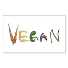 Just VEGAN Decal