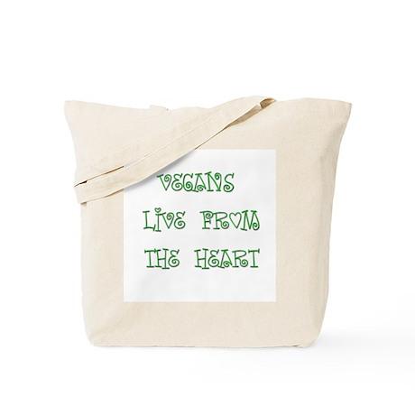 Vegan 3 Tote Bag