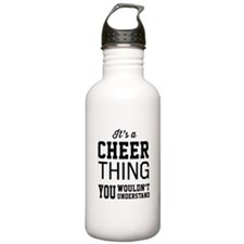 It's a cheer thing Water Bottle