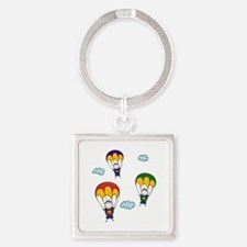 Parachute Kids Keychains