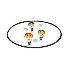 Parachute Kids Patches