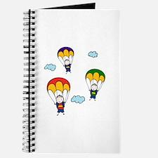 Parachute Kids Journal