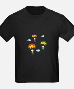 Parachute Kids T-Shirt