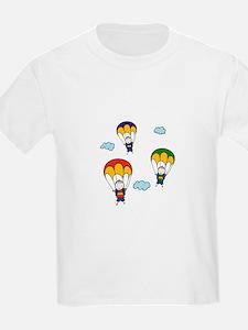Parachute Kids T-Shirt
