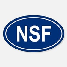 NSF Decal