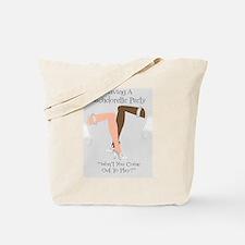 Invitations, Lesbian Bachelorette Tote Bag