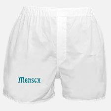 Cute Mensch Boxer Shorts