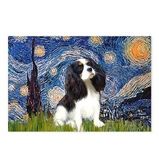 Starry Night Tri Cavalier Postcards (Package of 8)