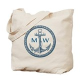 Anchor Canvas Totes